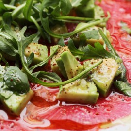 Vegetarian Carpaccio