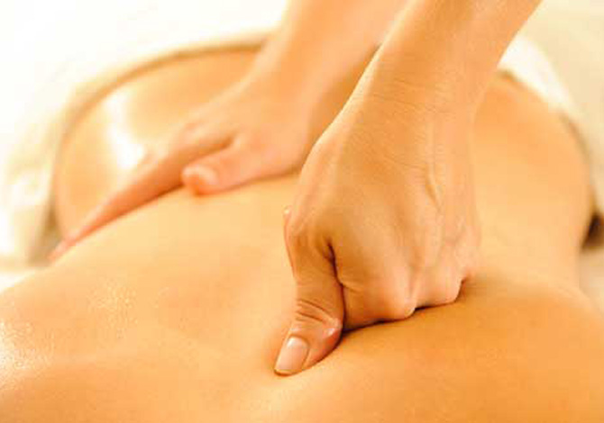 """Deep Tissue"" Massage"