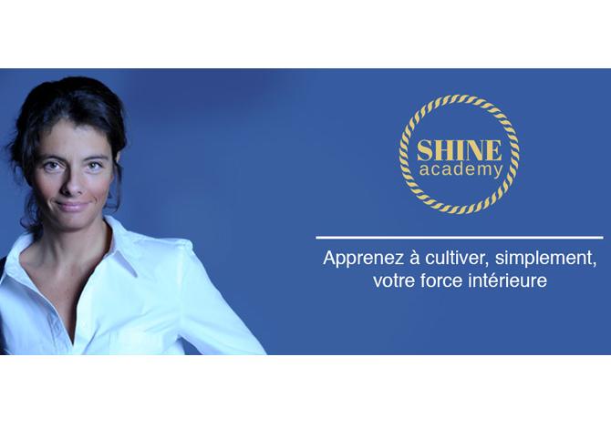 Juliette Dumas, fondatrice de la Shine Academy
