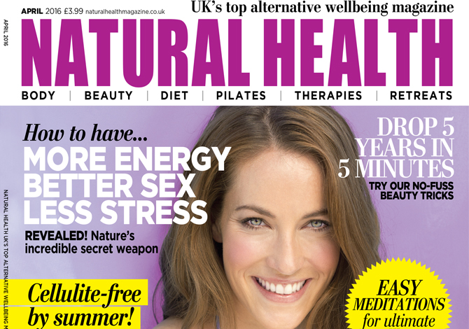 Natural Health Magazine, UK